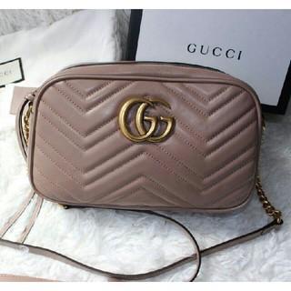 Gucci - Gマーモント キルティングスモールショルダーバッグ