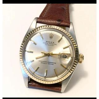 ロレックス(ROLEX)のロレックス デイトジャスト 1601 ROREX(腕時計(アナログ))
