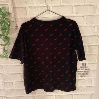 ジーユー(GU)のGUコラボ 半袖Tシャツ コカコーラ(Tシャツ(半袖/袖なし))