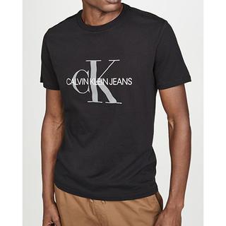 カルバンクライン(Calvin Klein)のCalvin Klein Jeans モノグラムグラフィックTシャツ(Tシャツ(半袖/袖なし))