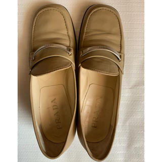 プラダ(PRADA)の【PRADA】ローファー(ローファー/革靴)