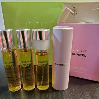 CHANEL - CHANELチャンス ツィスト&スプレイ