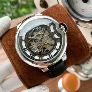 OMEGA - CARTIER メンズ自動巻腕時計