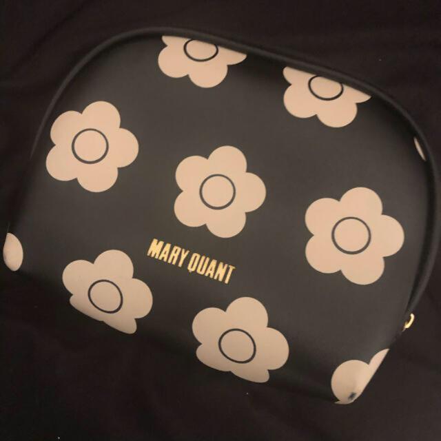 MARY QUANT(マリークワント)のマリークワントのデイジー柄ポーチ レディースのファッション小物(ポーチ)の商品写真