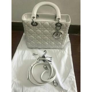 クリスチャンディオール(Christian Dior)のChristian Dior レディディオール(ハンドバッグ)