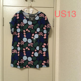 marimekko - marimekko UNIQLO キッズTシャツ  US13