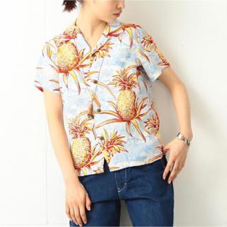 ビームスボーイ(BEAMS BOY)のBEAMS BOY × SUN SURF アロハシャツ(シャツ/ブラウス(半袖/袖なし))