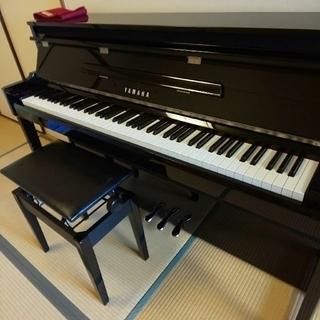 ヤマハ(ヤマハ)のヤマハ NU1 ハイブリッド電子ピアノ 2017年製 (椅子無し1万円引き)(電子ピアノ)