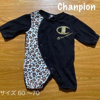 Champion - ベビー服 Chanpion ロンパース サイズ60〜70