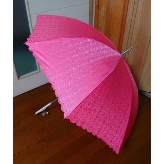 アンテプリマ(ANTEPRIMA)の美品 ANTEPRIMA 雨傘 ピンク(傘)