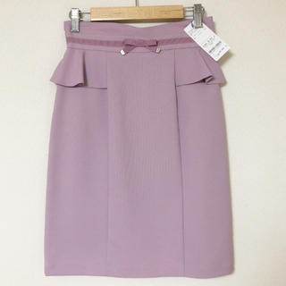MISCH MASCH - 新品 MISCH MASCH ペプラムタイトスカート 美人百花 オフィス 会社