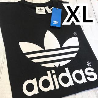adidas - 夏の超定番♡新品/adidas♡ビッグロゴTシャツ/XLサイズ/男女兼用♡