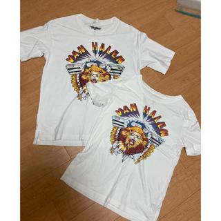 ジーユー(GU)のヴァンヘイレン  ロックT   新品 同様 2枚セット GU Tシャツ (Tシャツ(半袖/袖なし))