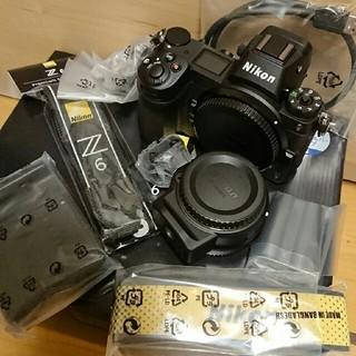 ニコン(Nikon)のNikon Z6     FTZ マウントアダプターキット(ミラーレス一眼)