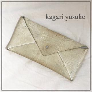 【長財布】カガリユウスケ 一点物(長財布)