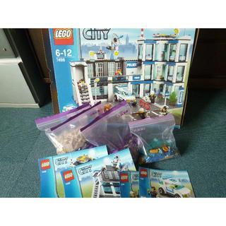 Lego - レゴ LEGO ポリスステーション 7498