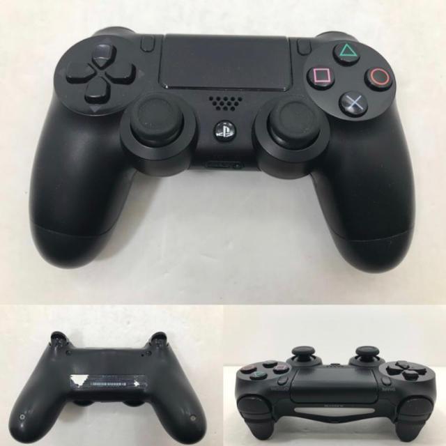 PlayStation4(プレイステーション4)のps4 ジェット・ブラック 500GB CUH-1100A エンタメ/ホビーのゲームソフト/ゲーム機本体(家庭用ゲーム機本体)の商品写真