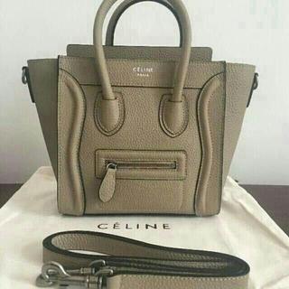 celine - 大人気のCelineおショルダーバッグ