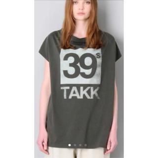 ズッカ(ZUCCa)の美品 ズッカ 半袖Tシャツ (Tシャツ(半袖/袖なし))