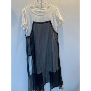 Tシャツ ワンピース(Tシャツ(半袖/袖なし))