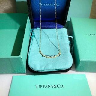 Tiffany & Co. - Tiffany & Co. T スマイル ネックレス