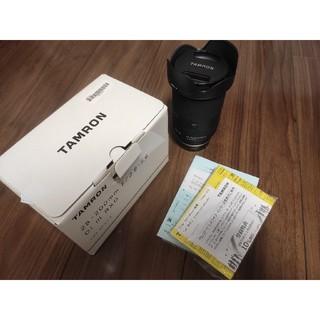 TAMRON - タムロン 28-200 F2.8 5.6 A071 ソニー Eマウント レンズ