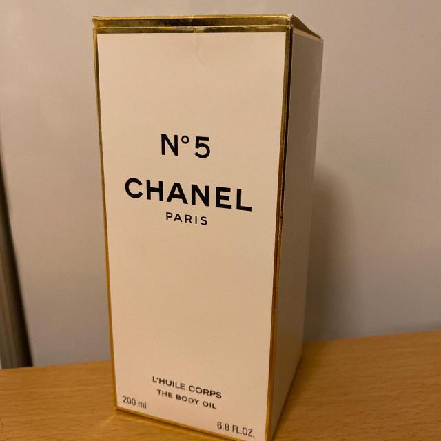 CHANEL(シャネル)のシャネル ボディオイル 200ml コスメ/美容のボディケア(ボディオイル)の商品写真