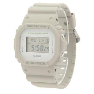 カシオ(CASIO)のふみちょ様専用 G-SHOCK グレー 新品未使用(腕時計(デジタル))