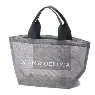 DEAN & DELUCA - DEAN & DELUCA メッシュトートバッグ シルバー Sサイズ