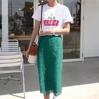 ロンハーマン(Ron Herman)のgypshonia ALACARLE Tシャツ(Tシャツ(半袖/袖なし))