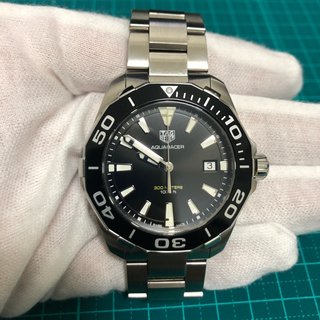 TAG Heuer - 【特価】tag heuer アクアレーサー人気色 WAY111A.BA0928