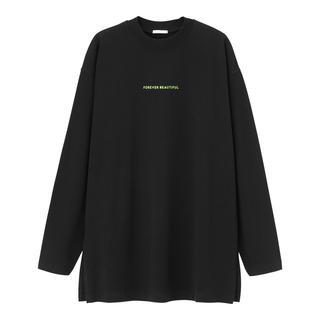 ジーユー(GU)のGUロングスリープT(長袖)(Tシャツ(長袖/七分))