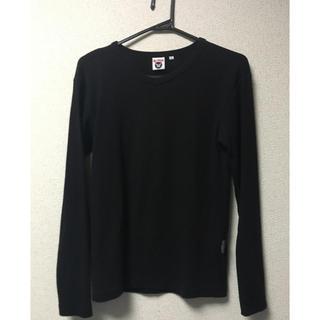 アルファ(alpha)のALPHA カットソー(長袖)(Tシャツ/カットソー(七分/長袖))