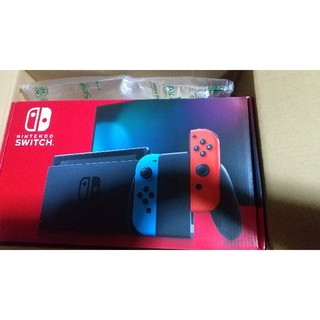 Nintendo Switch - Nintendo Switch ネオンブルーネオンレッド
