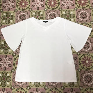 ディーエイチシー(DHC)のフレアスリーブTシャツ(Tシャツ(半袖/袖なし))