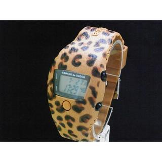 カバンドズッカ(CABANE de ZUCCa)のCABANE de ZUCCA × ALBA SPOON W240 (腕時計)