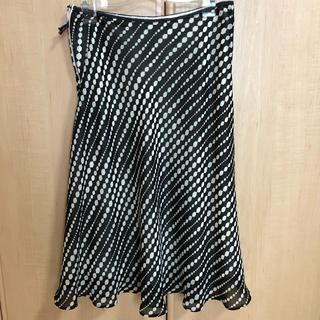 ロペ(ROPE)のROPEのスカート サイズ7号(ひざ丈スカート)