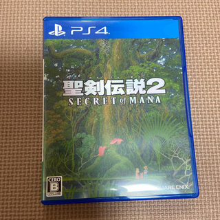 PlayStation4 - 聖剣伝説2 シークレット オブ マナ PS4