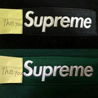 Supreme - Supreme Box Logo ボックスロゴ スウェット