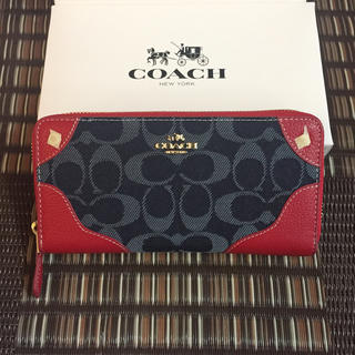 COACH - COACH 財布 新品正規品✨箱付き🎀 【期間限定特別価格】