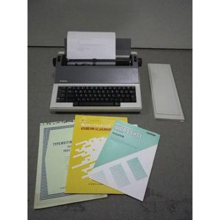 ブラザー(brother)のブラザー 英文電子タイプライター JP16-S10(その他)