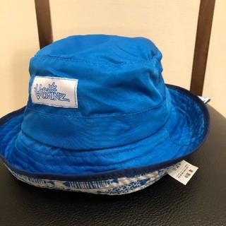 コストコ(コストコ)のコストコ キッズ ハット バケットハット※魚×ブルー(帽子)