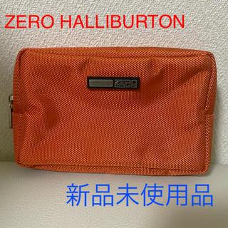 ゼロハリバートン(ZERO HALLIBURTON)の未使用品 ZERO HALLIBURTON ポーチ(旅行用品)