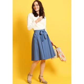 クチュールブローチ(Couture Brooch)の【Couture Brooch】クチュールブローチ☆ひざ丈スカート(ひざ丈スカート)