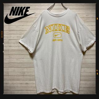 NIKE - ナイキ NIKE 90sヴィンテージプリントTシャツ NIKE Est. XL