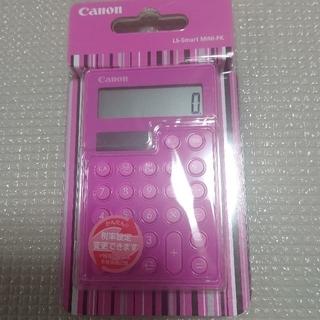 Canon - 電卓&メモ
