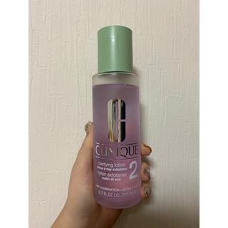 CLINIQUE - クリニーク クラリファイング ローション 2 拭き取り化粧水