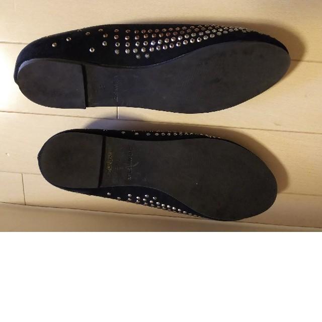 AU BANNISTER(オゥバニスター)のパンプス AU BANISTER 37 ブラック 23.5 オゥバニスター 黒 レディースの靴/シューズ(ハイヒール/パンプス)の商品写真