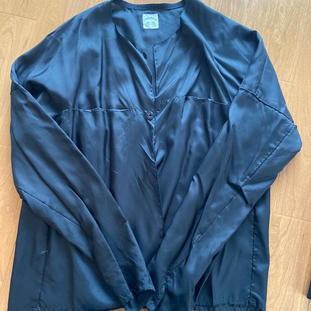 SUNSEA(サンシー)のSUNSEA17sscutoffbikerblouson メンズのジャケット/アウター(ブルゾン)の商品写真