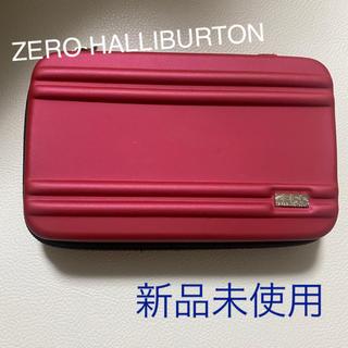ゼロハリバートン(ZERO HALLIBURTON)のZERO HALLIBURTON ハードカバーポーチ(旅行用品)